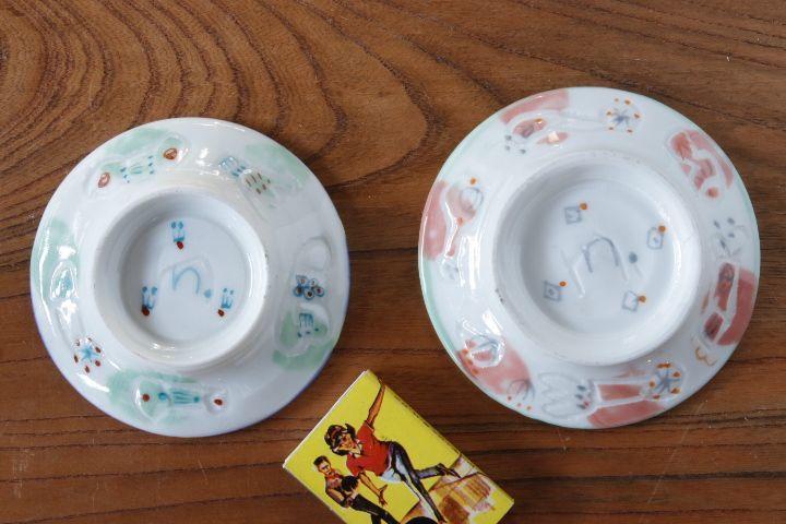 画像2: 浜坂尚子「ろくろ 豆皿」