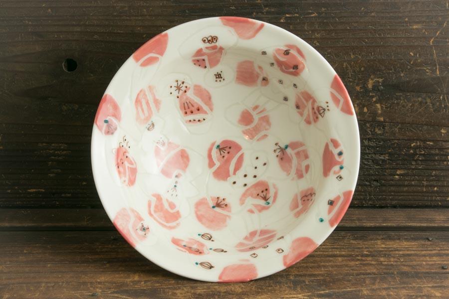 画像1: 浜坂尚子「カラフルカレー皿」