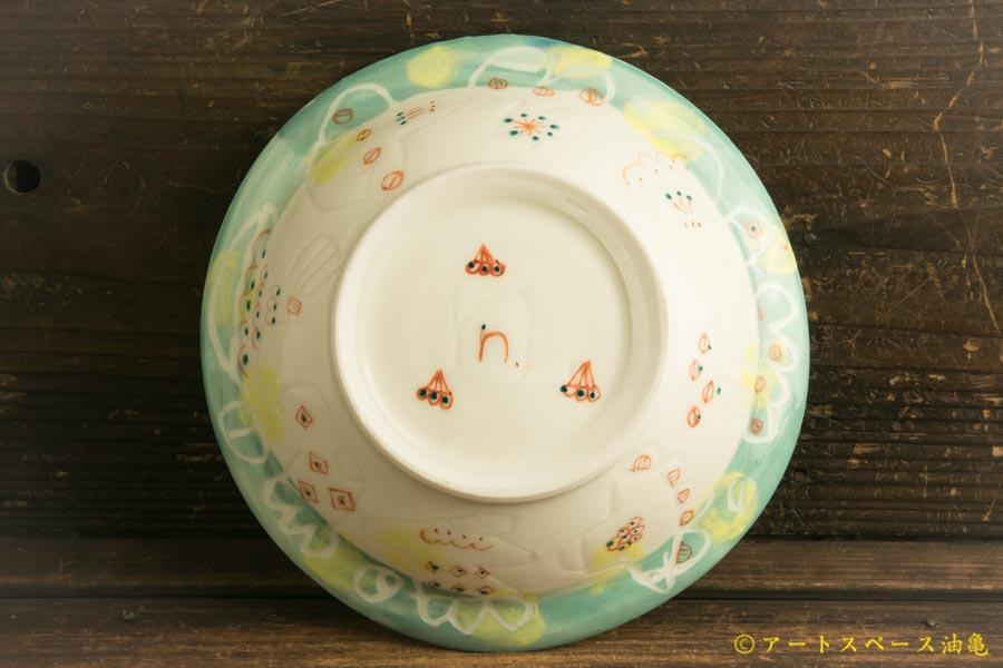 画像2: 浜坂尚子「カラフル カレー皿(鉢)」