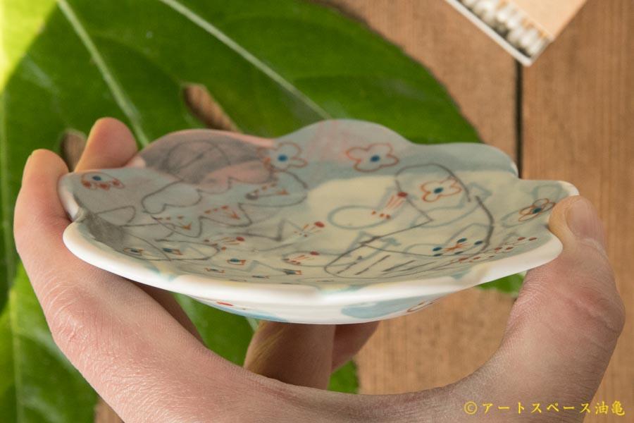 画像3: 浜坂尚子 豆皿 おはな
