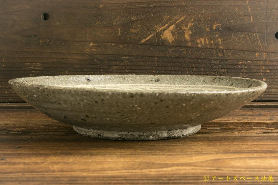 画像2: 八田亨「三島手8寸皿」