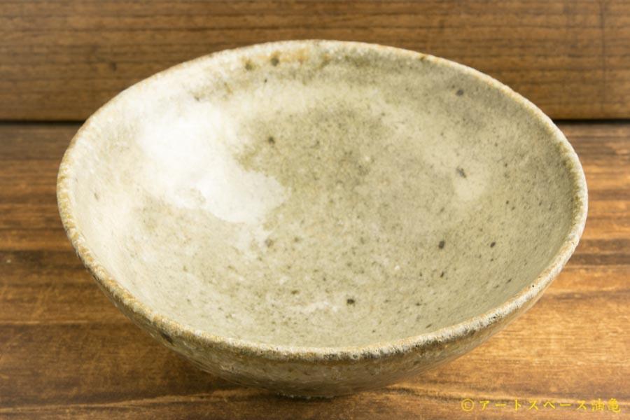 画像2: 八田亨「白掛飯碗」