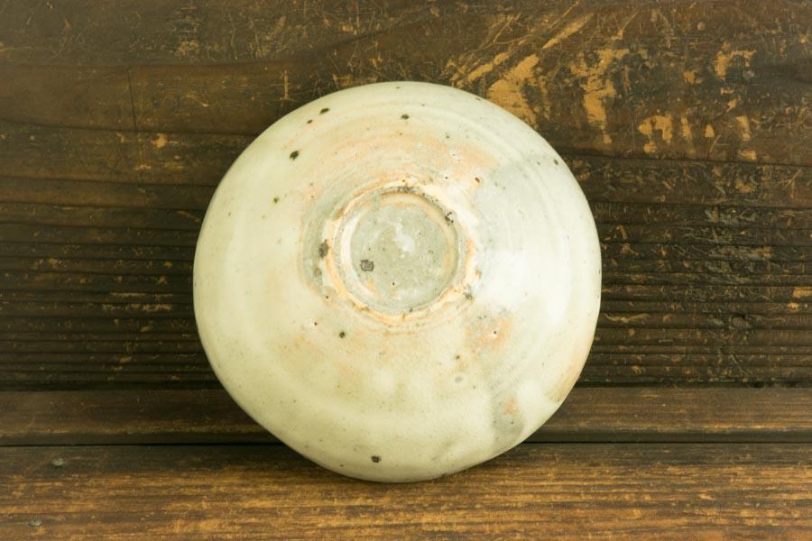 画像3: 八田亨「青粉引4寸輪花鉢」