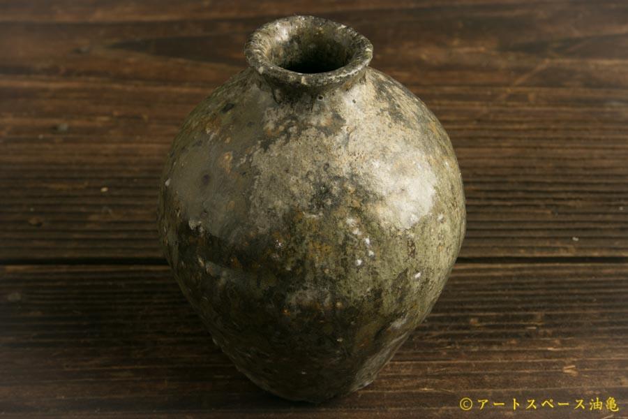画像3: 八田亨「白掛 花器」