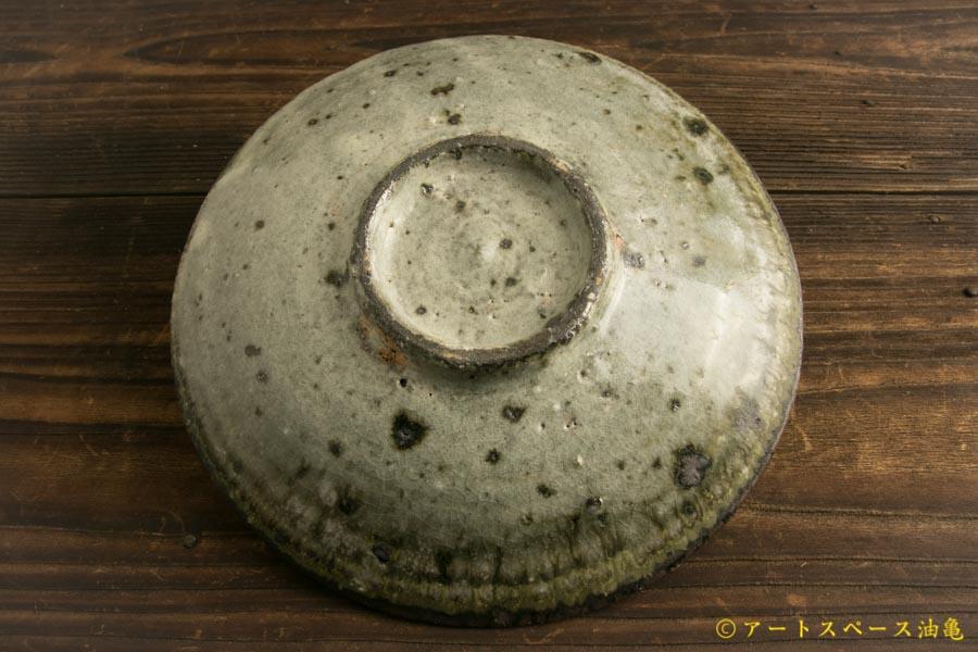 画像4: 八田亨「白掛 6寸皿」