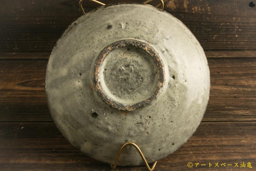 画像5: 八田亨「白掛 6寸皿」