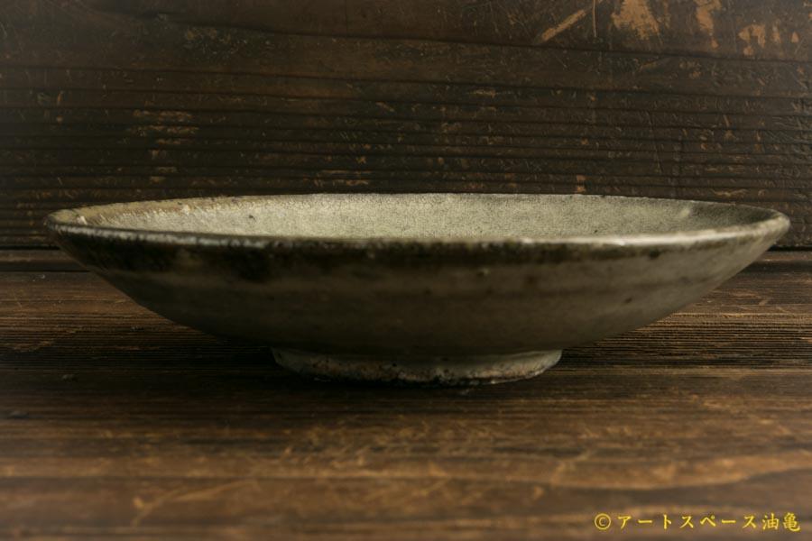 画像3: 八田亨「白掛 6寸皿」