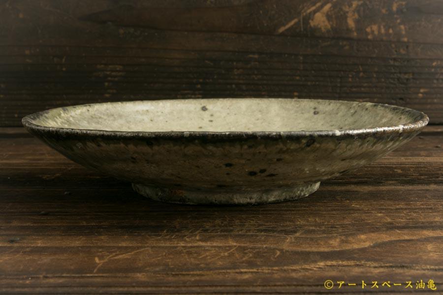 画像4: 八田亨「白掛 7.5寸皿」