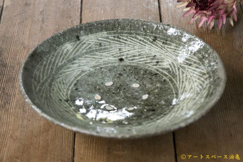 画像2: 八田亨「三島手 7寸鉢」