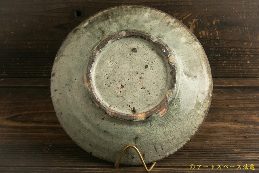 画像5: 八田亨「白掛 7寸皿」