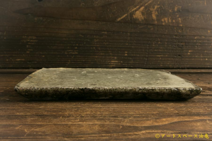 画像3: 八田亨「白掛 tile plate 正方中」