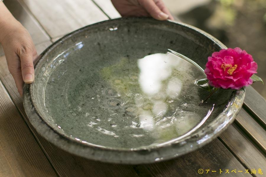 画像5: 八田亨「白掛 石皿」