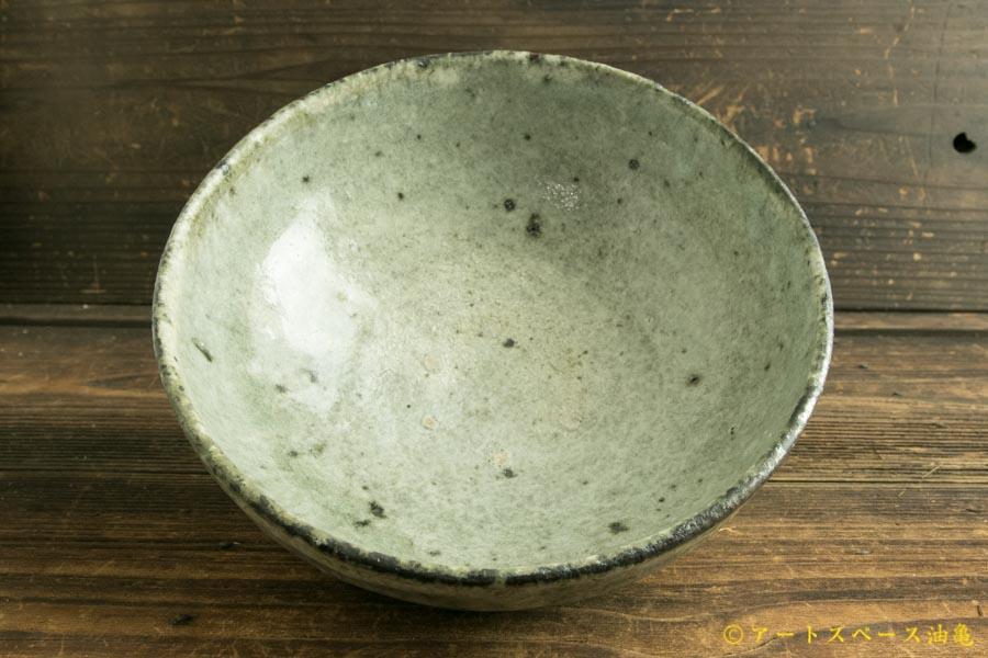 画像3: 八田亨「白掛 盛鉢」