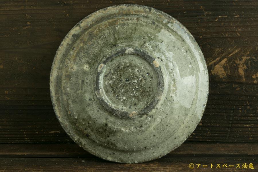 画像4: 八田亨「白掛 リム皿S」