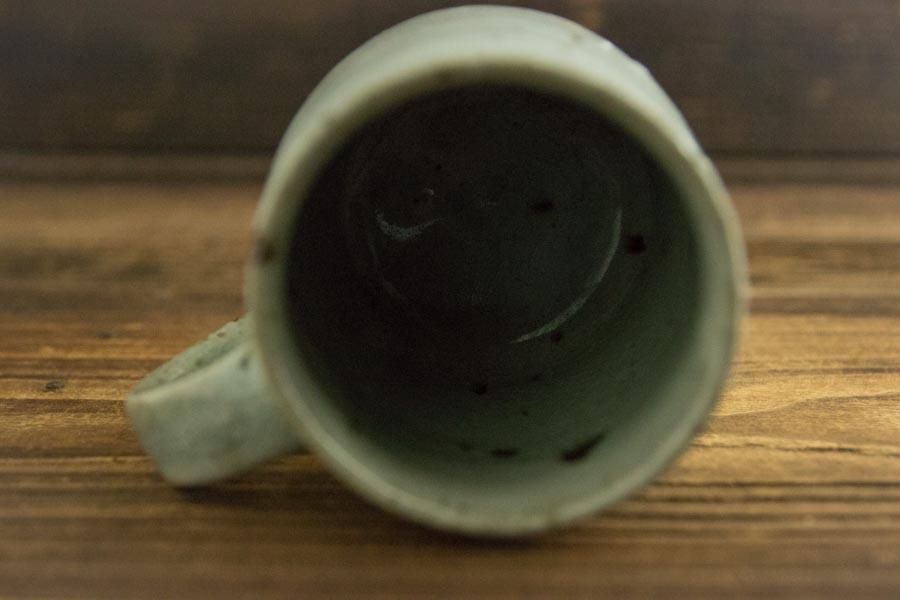 画像3: 八田亨 「粉引マグカップ 小」