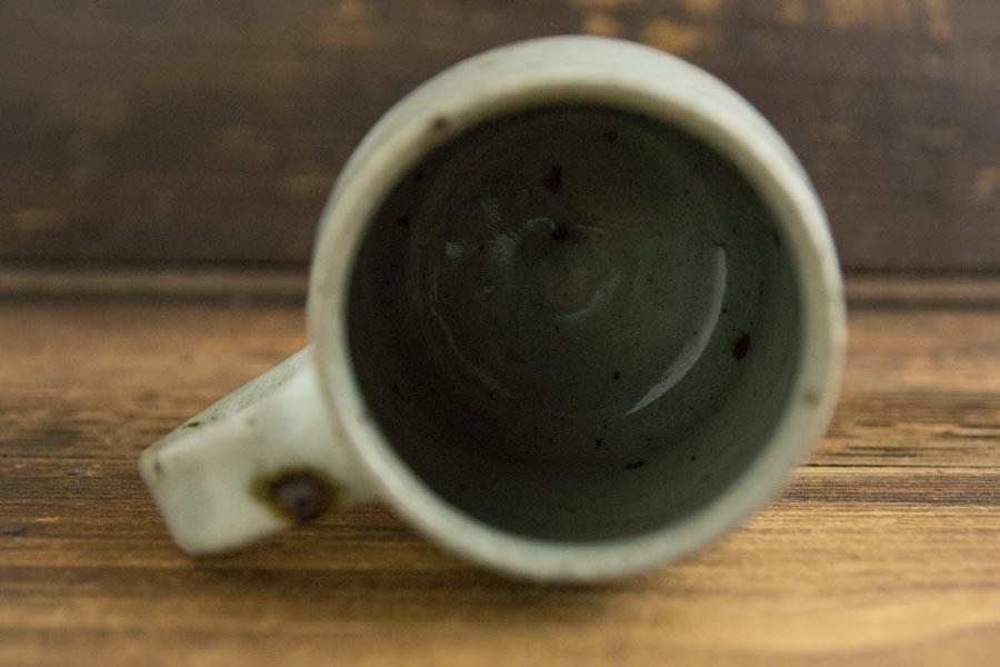 画像4: 八田亨 「粉引マグカップ 大」