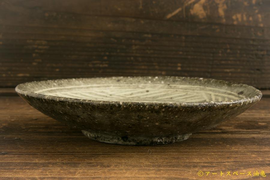 画像3: 八田亨「三島手 6寸皿」