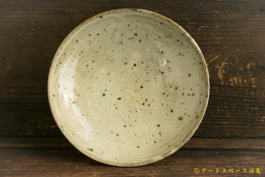 画像2: 八田亨「白掛 盛鉢」