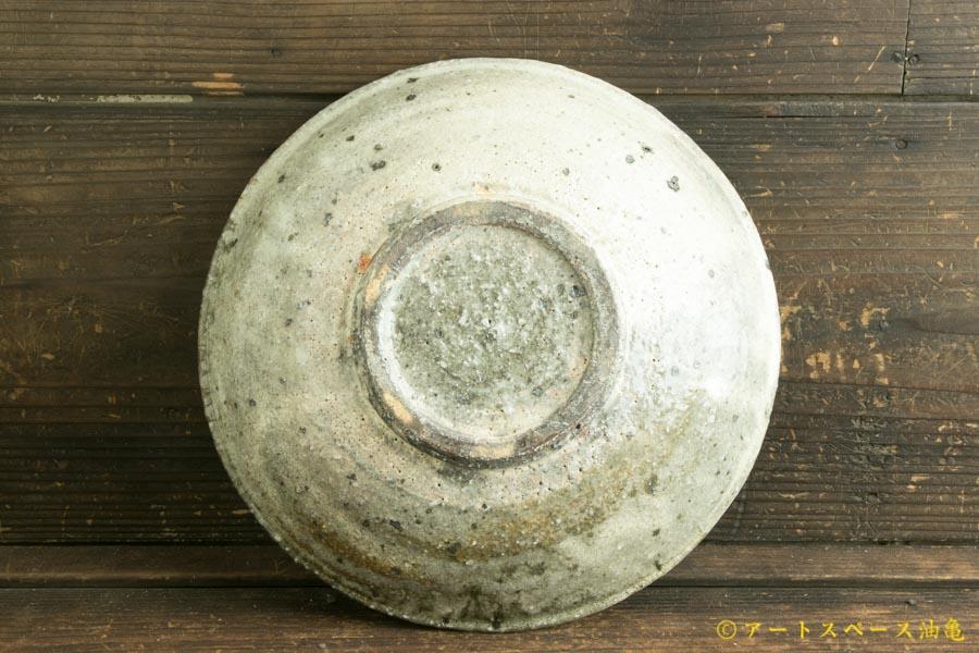 画像4: 八田亨「白掛 盛鉢」