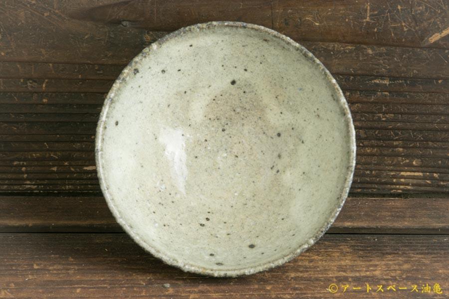 画像3: 八田亨「白掛 飯碗」