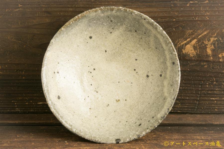 画像3: 八田亨「白掛 6寸鉢」