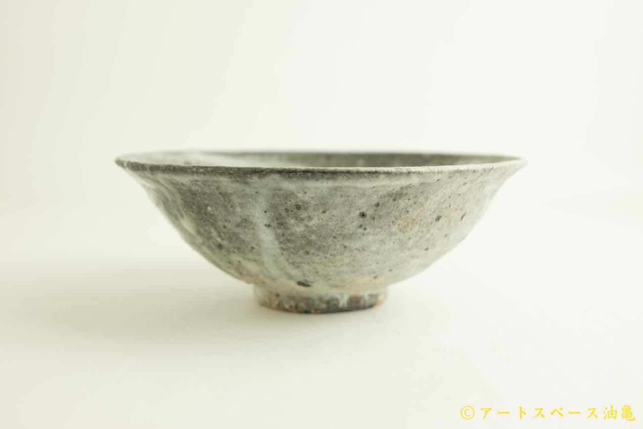 画像1: 八田亨「白掛 7寸鉢」