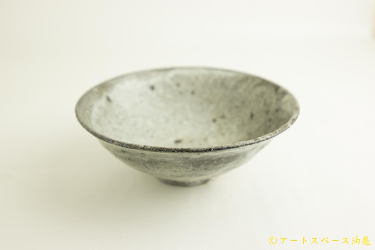 画像2: 八田亨「白掛 7寸鉢」