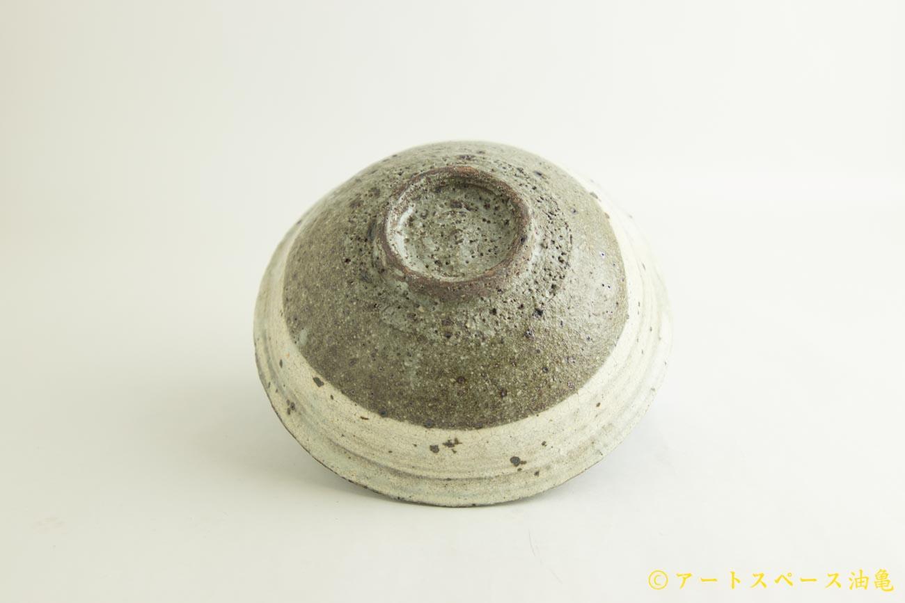 画像4: 八田亨「粉引 6寸鉢」