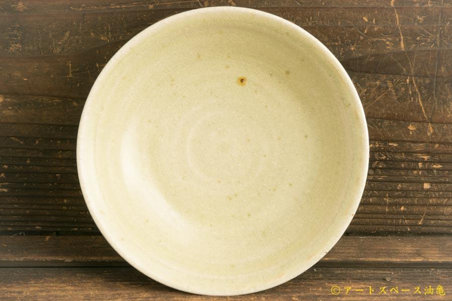 画像2: 林拓児「灰釉 5寸 鉢」