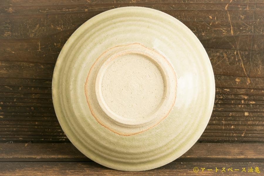 画像5: 林拓児「灰釉 5寸 鉢」