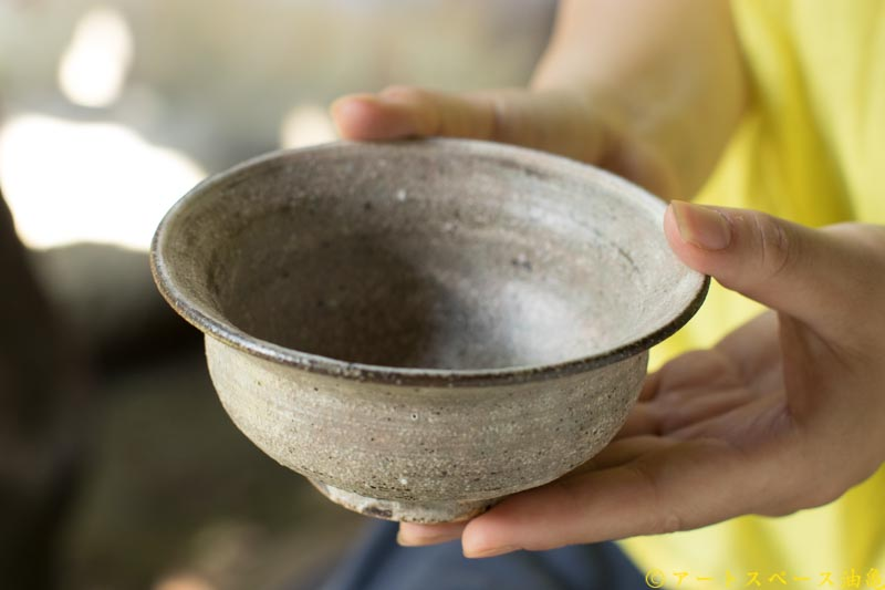 画像1: 林拓児「化粧 リム小鉢」
