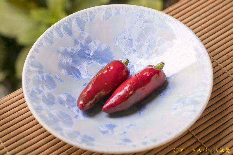 画像1: 間美恵 丸鉢皿