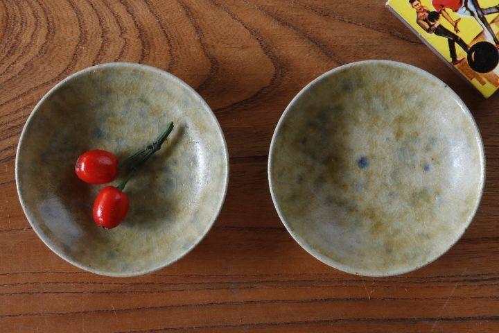 画像1: 平沢崇義「マーブル小皿」