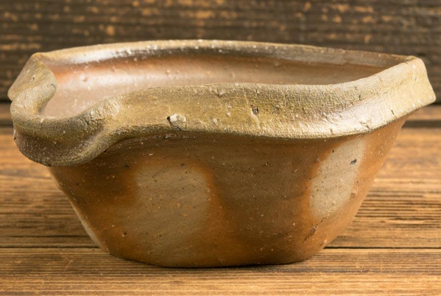 画像1: 細川敬弘 「備前 片口鉢」