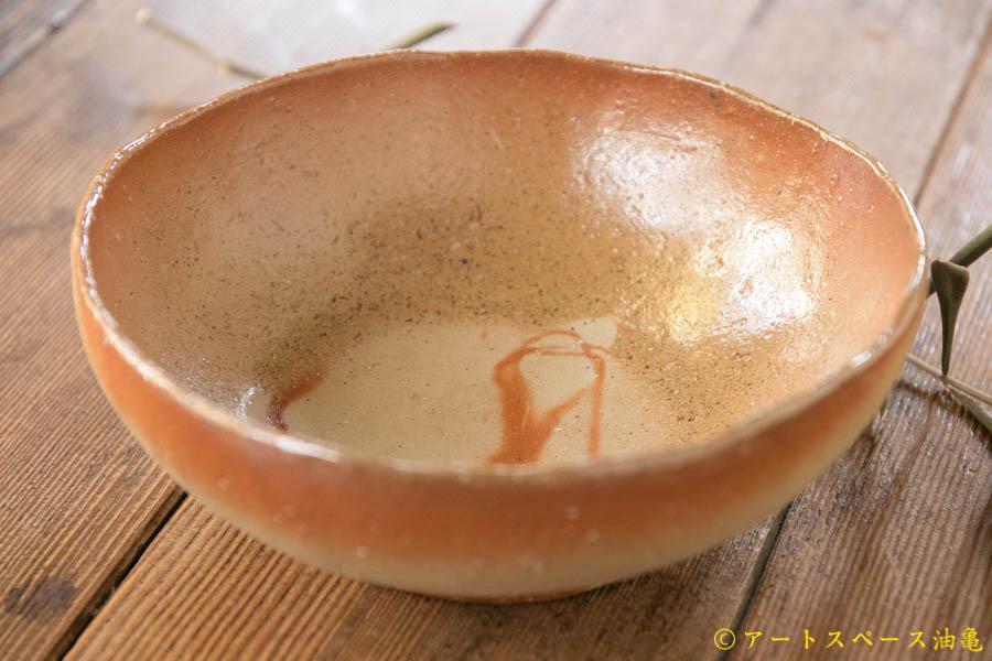 画像2: 細川敬弘 備前 平鉢