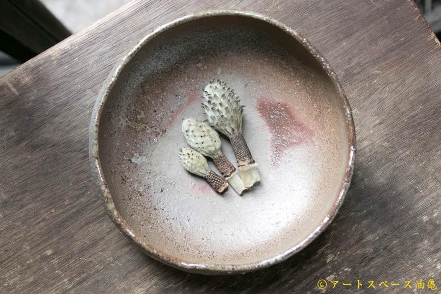画像4: 細川敬弘 備前 平鉢