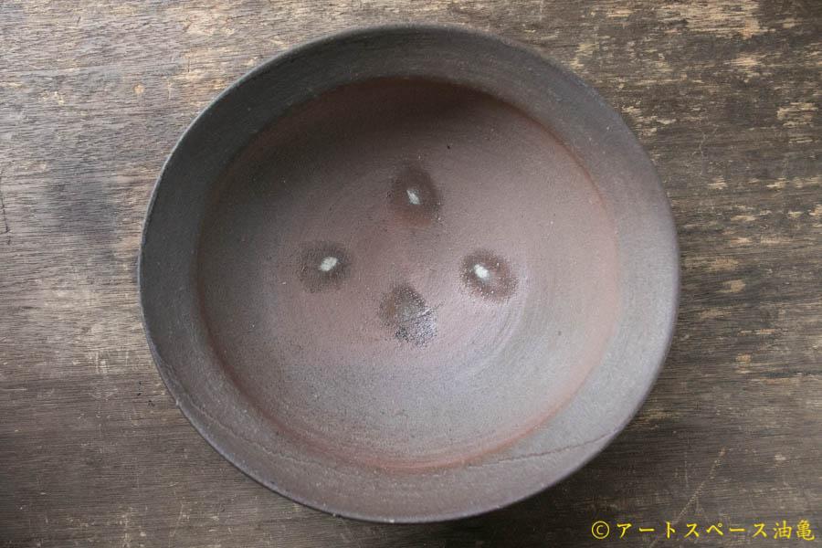 画像3: 細川敬弘 備前 楕円鉢