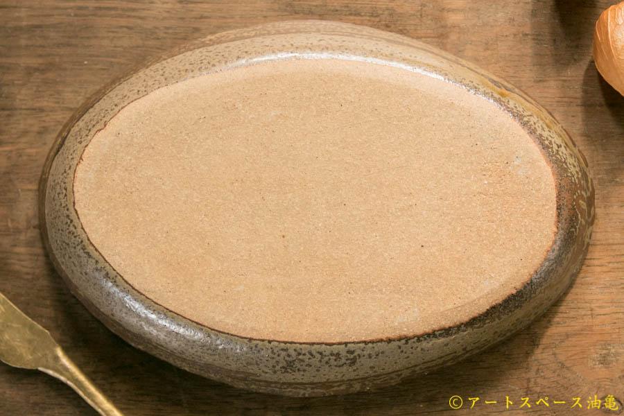 画像5: 井上尚之 スリップ楕円鉢(大)