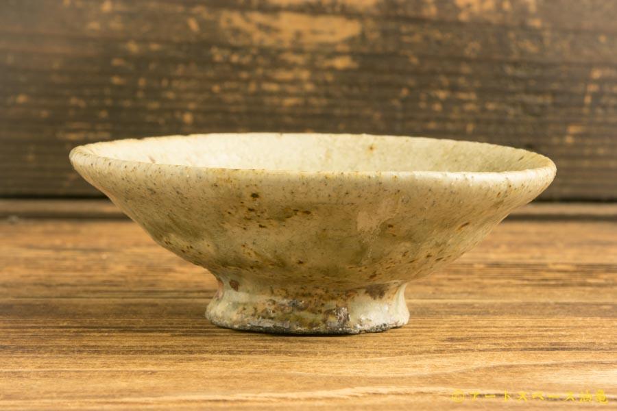 画像3: 加地学「白化粧灰釉 碗」
