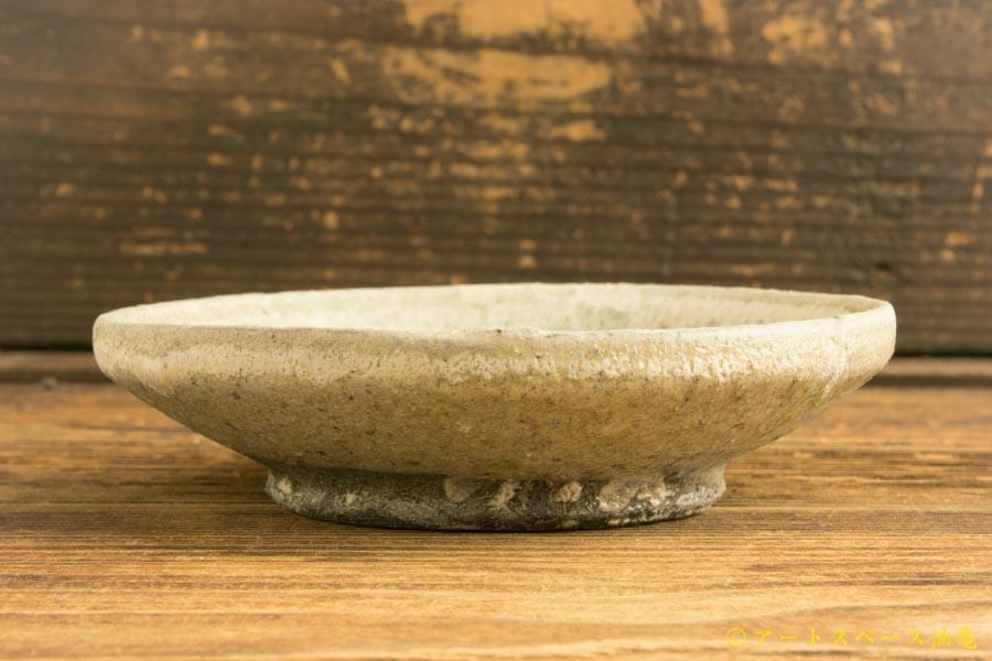 画像3: 加地学「化粧灰釉 4.5寸皿」