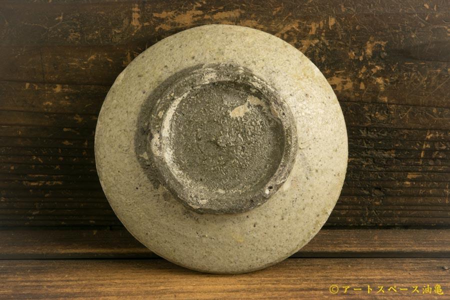 画像4: 加地学「化粧灰釉 4.5寸皿」