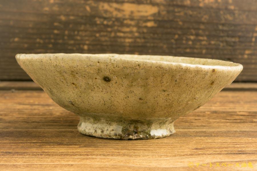 画像2: 加地学「灰釉 5寸鉢」