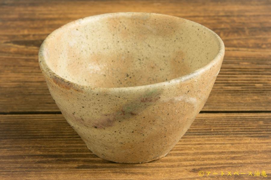 画像3: 加地学「白化粧銅釉 小鉢」
