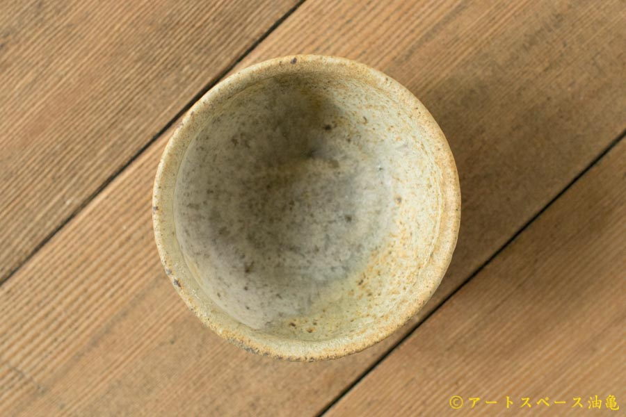 画像3: 加地学 白化粧 灰釉 小鉢