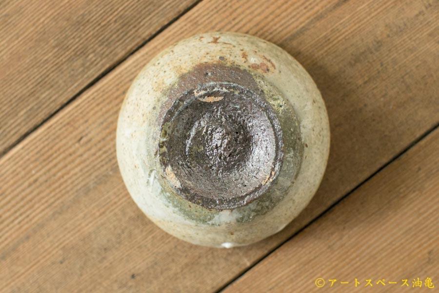 画像5: 加地学 白化粧 灰釉 小鉢