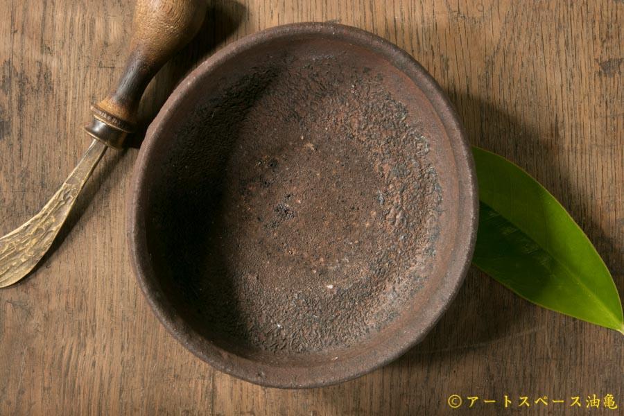 画像2: 加地学 南蛮 平鉢
