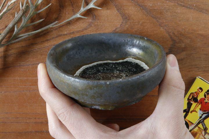 画像3: 加地学「鉄釉 鉢(ガラス)」