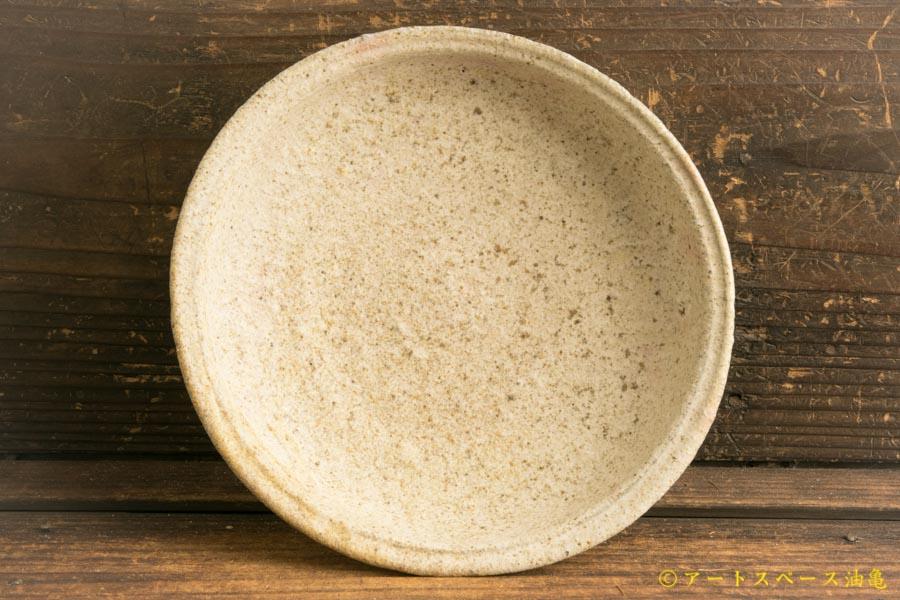 画像3: 加地学「白化粧銅釉 鉢」