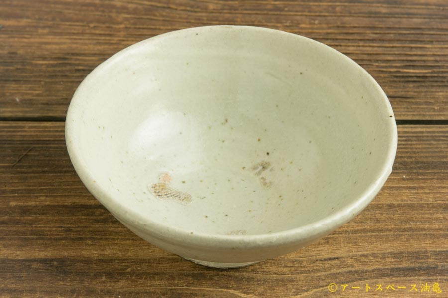 画像2: 加地学「松井農園 マスカット オブ アレキサンドリア灰 碗」