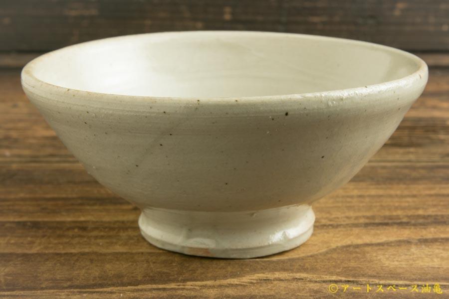 画像1: 加地学「松井農園 マスカット オブ アレキサンドリア灰 碗」